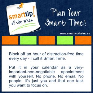 Plan Your Smart Time!