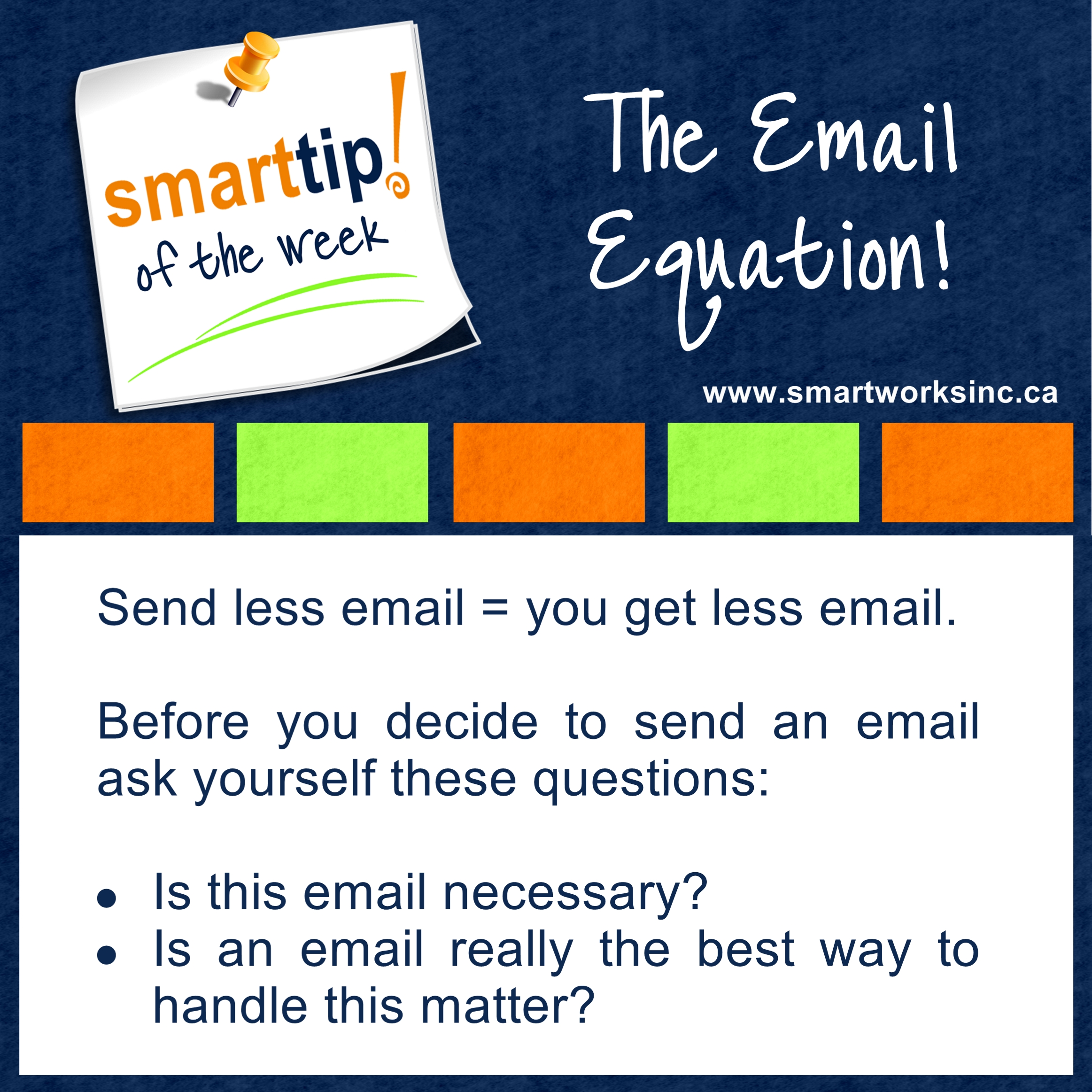 21 The Email Equation